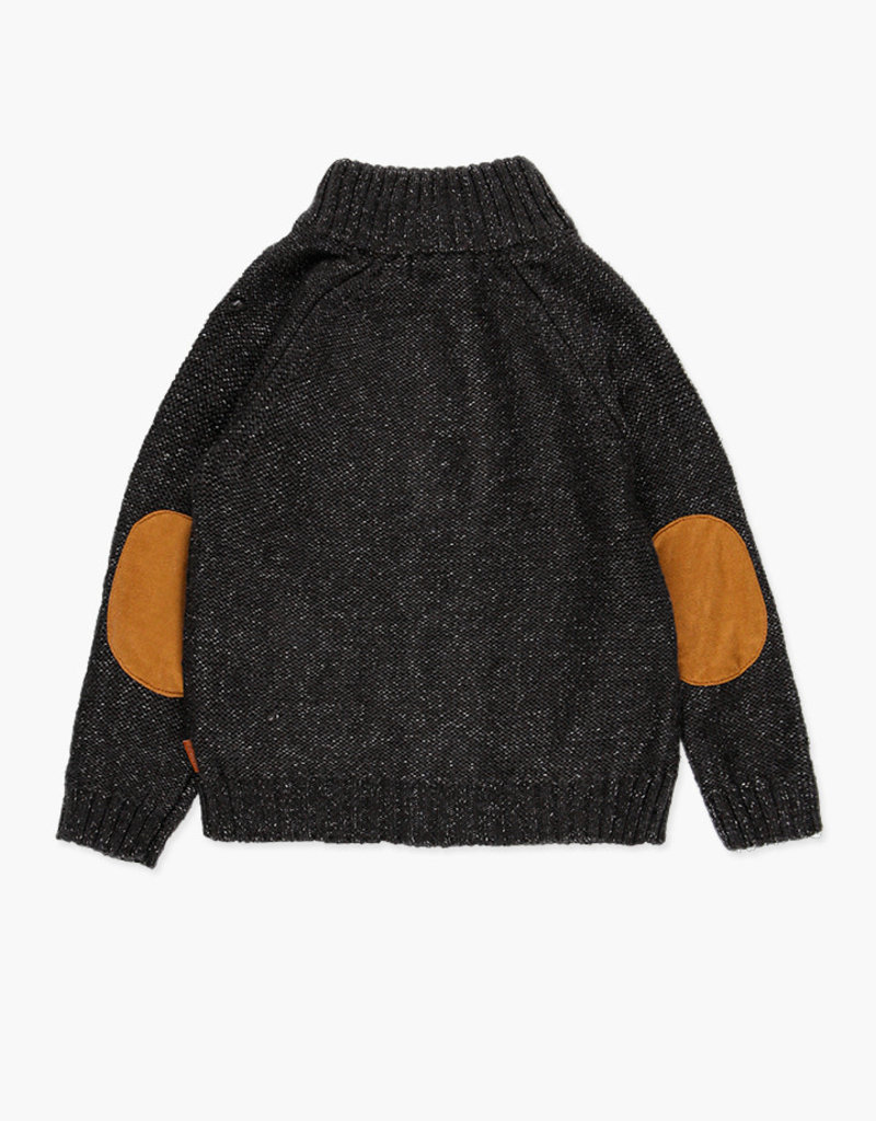 Boboli Boboli Knitwear jacket for boy GREY 738424