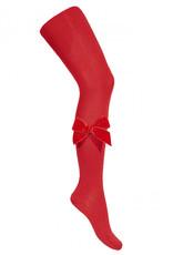 Condor Condor maillot rood met fluwelen strikje