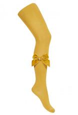 Condor Condor maillot oker geel met fluwelen strikken