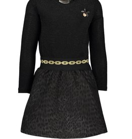 Le Chic Le Chic dress pressed  Black