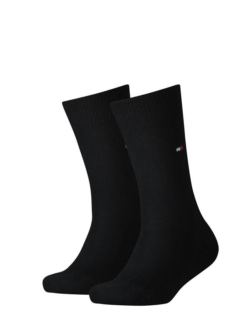 Tommy Hilfiger Tommy Hilfiger sokken zwart