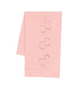 Boboli Boboli Knitwear scarf for baby girl oud roze 708139