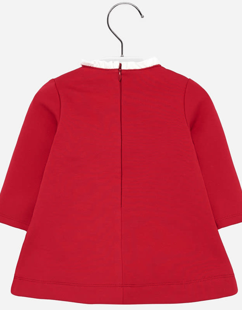 Mayoral Mayoral  dress for baby girl red