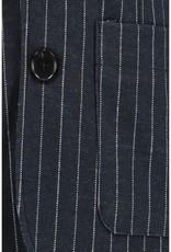 CKS CKS Blazer donkerblauw met wit streepje