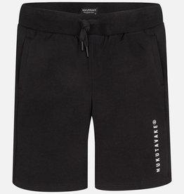 Mayoral Mayoral Basic fleece shorts Black - 00600