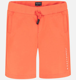 Mayoral Mayoral Basic fleece shorts Neon grape - 00600