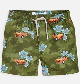 Mayoral Mayoral Car stamp swimsuit Jungle - 03631