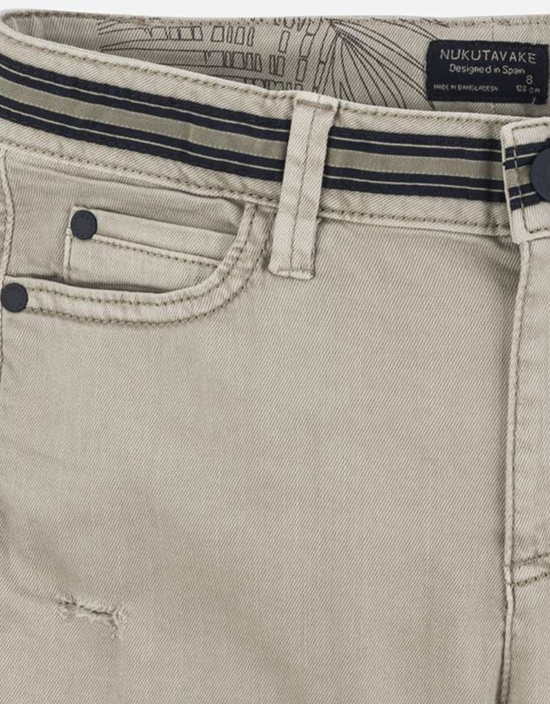 Mayoral Mayoral 5b broken pants color denim Root - 06524