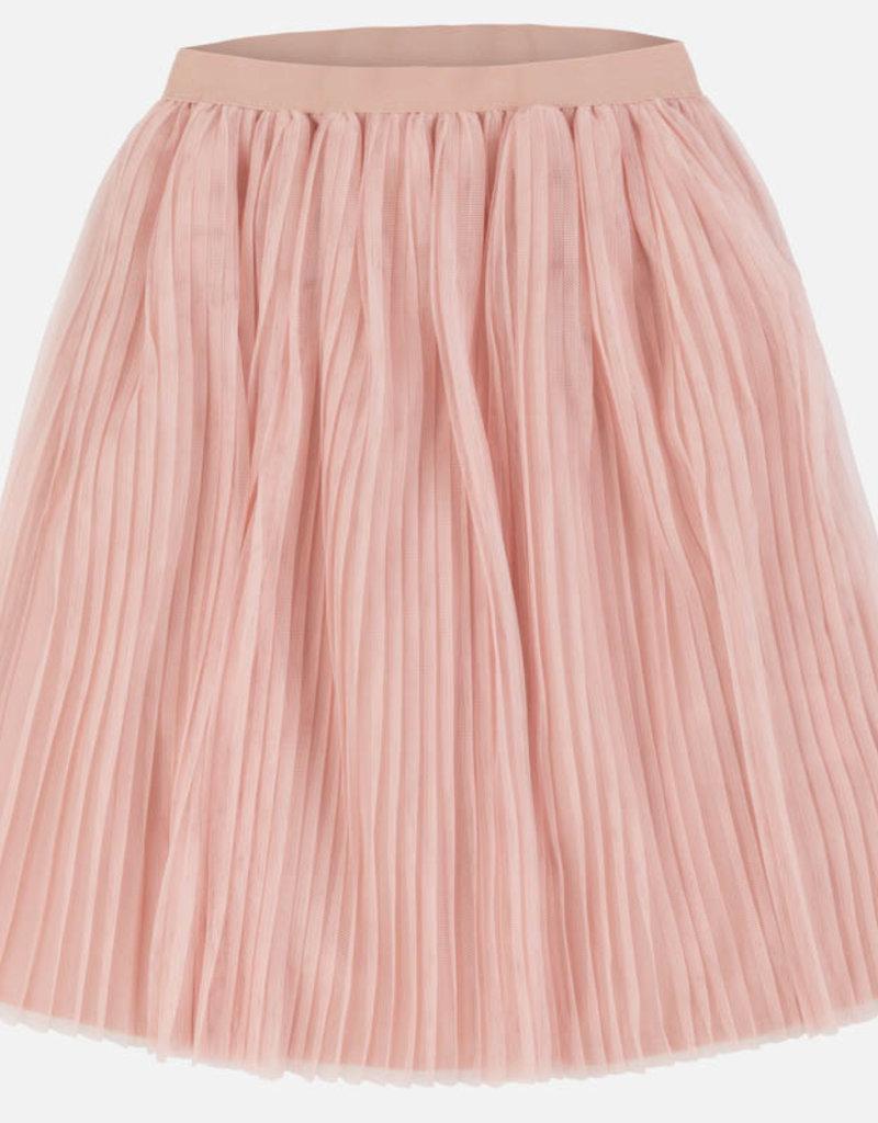 Mayoral Mayoral Pleated tulle skirt Nude - 06951