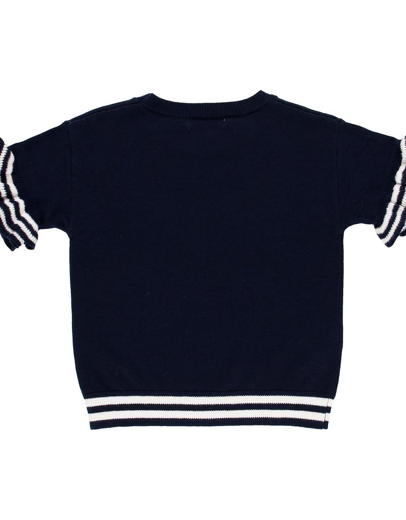 Boboli Boboli Knitwear pullover for girl NAVY 459266