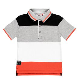 Boboli Boboli Knit polo for boy stripes 509194
