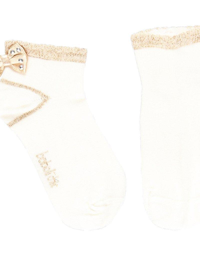 Boboli Boboli Pack of socks for girl white 729198