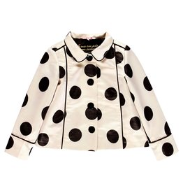 Boboli Boboli Jacket fantasy for girl print 729389