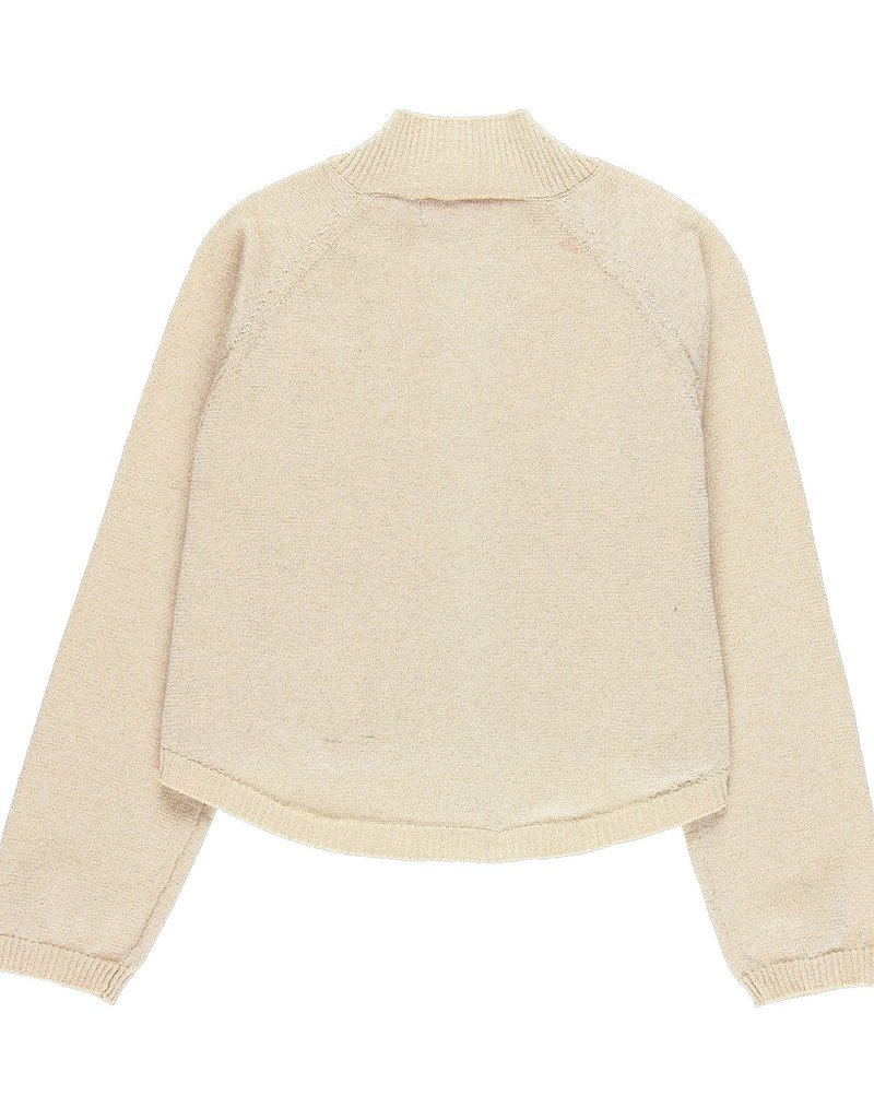 Boboli Boboli Knitwear jacket for girl SAND 729525