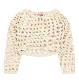Boboli Boboli Knitwear pullover for girl SAND 729659