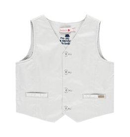 Boboli Boboli Vest satin stretch for boy print 739054
