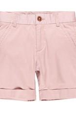 Boboli Boboli Satin bermuda shorts stretch for boy rose 739098