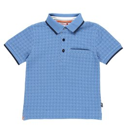 Boboli Boboli Pique polo for boy print 739212