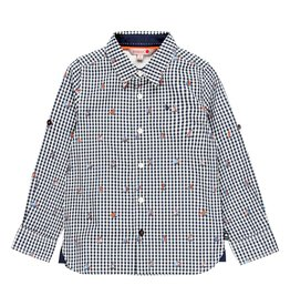 Boboli Boboli Poplin shirt for boy print 739267