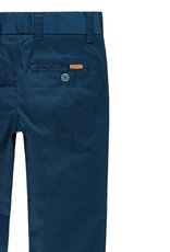 Boboli Boboli Stretch satin trousers for boy NAVY 739447