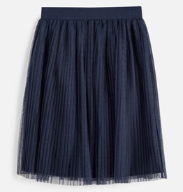 Mayoral Mayoral Pleated tulle skirt Navy - 06951