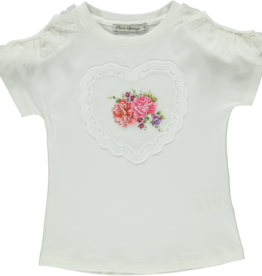 Piccola Speranza Piccola Speranza Shirt flower