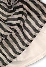 DJ DJ Skirt Black + white + stripe - 45C-34083