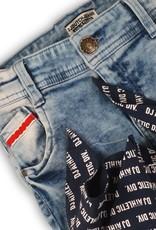 DJ DJ Jeans + wrist scarf Light blue jeans - 45C-34124