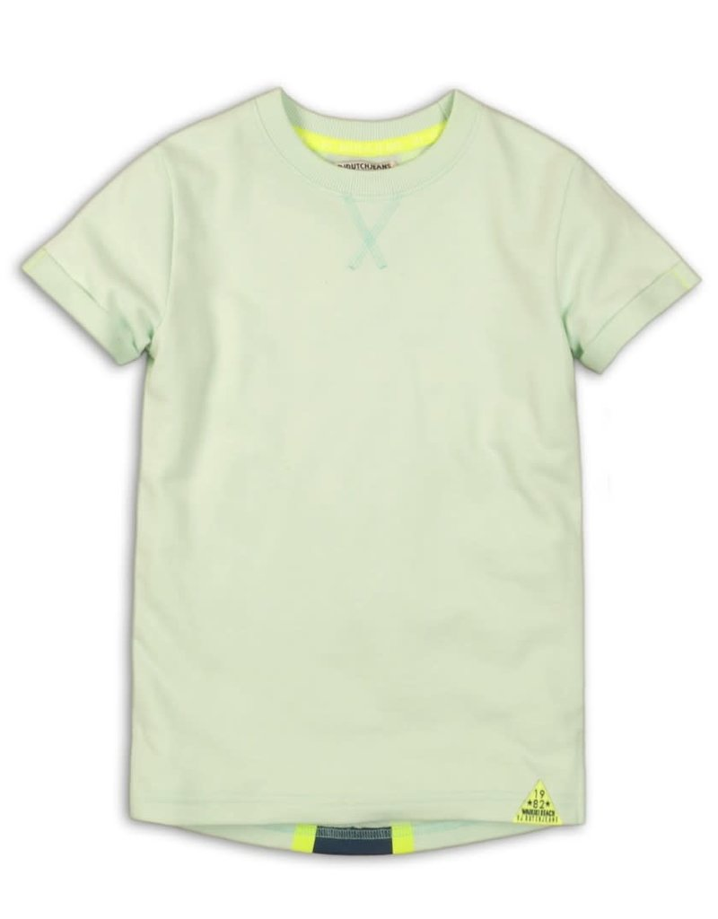 DJ DJ T-shirt long Mint green - 45C-34161