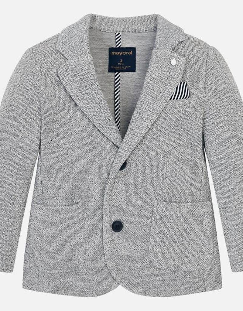 Mayoral Mayoral Knit jacket Gray -