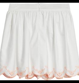 Tommy Hilfiger Tommy Hilfiger Woven Skirts KG0KG05128YBR White