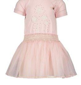 Le Chic Le Chic petticoat dress C001-7844 Pretty in Pink