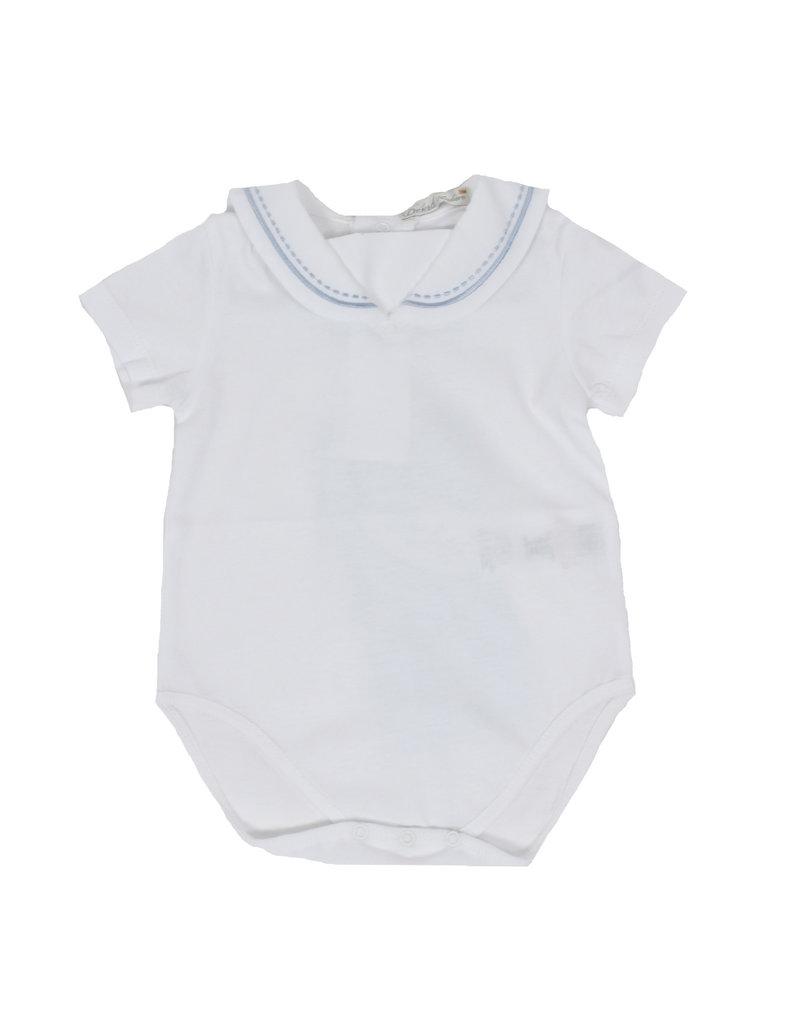 Dr Kid Dr Kids Body (Newborn) 105-Azul Bebé-DK106