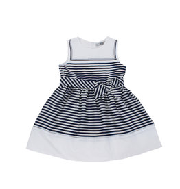 Dr Kid Dr Kids Girl Dress 280-Marinho-DK428