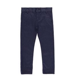 Boboli Boboli Stretch satin trousers for boy NAVY 738109