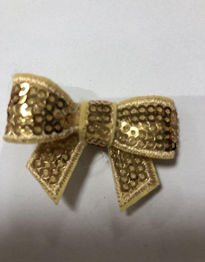 Knipje goud klein