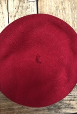 Baret alpino rood