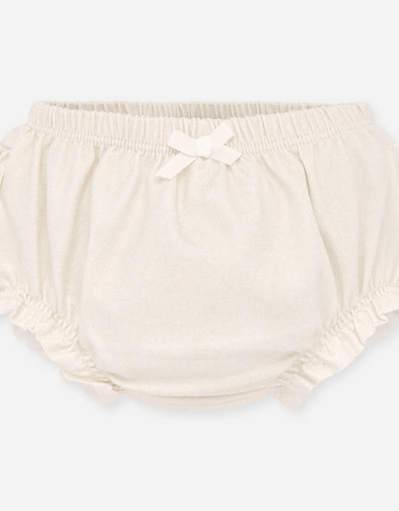 Mayoral Mayoral Elasticated knickers gold for newborn girl