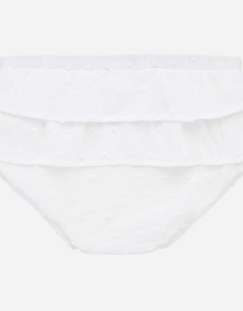 Mayoral Mayoral Formal knickers for newborn girl