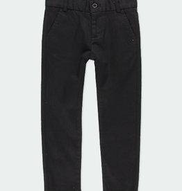 Boboli Boboli Stretch satin trousers for boy BLACK 731078