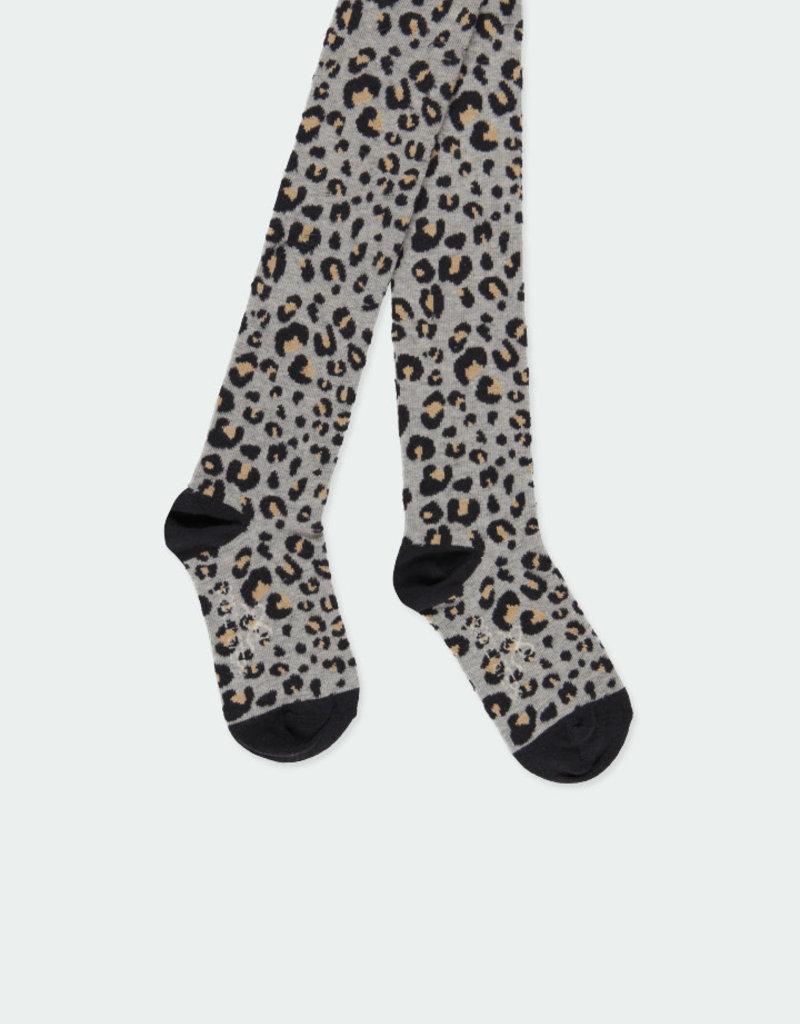 Boboli Boboli Thick tights for girl anthracite 441100