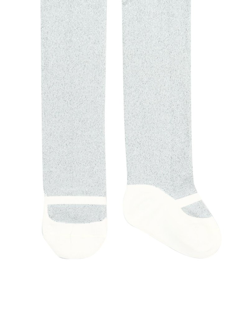 Boboli Boboli Thick tights for baby girl fog 701187