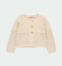 Boboli Boboli Knitwear jacket for girl SAND 721347