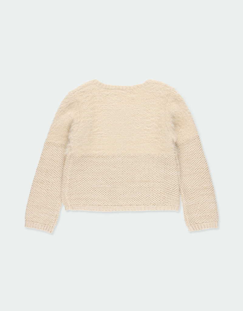 Boboli Boboli Knitwear jacket for girl SAND 721347