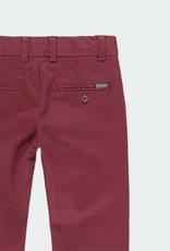 Boboli Boboli Stretch satin trousers for boy plum 731078