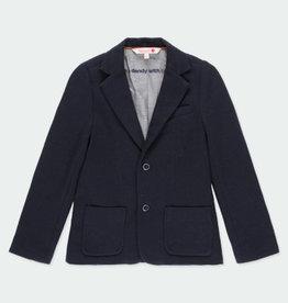 Boboli Boboli Knit blazer for boy NAVY 731337