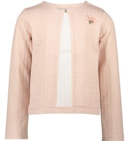 Le Chic Le Chic cardigan classic paris-look C008-5355 French Rose