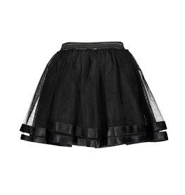 Le Chic Le Chic petticoat double satin hem C008-5750 Black