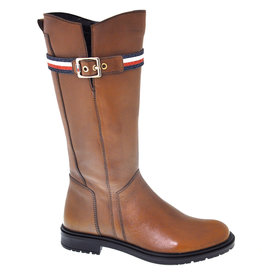 Tommy Hilfiger Tommy Hilfiger BOOT - T3A6-30863-0721520-TOBACCO