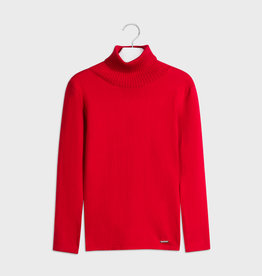 Mayoral Mayoral Basic knitting turtleneck Carmine Re - 20 00345